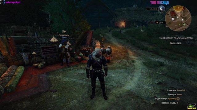 Выгуливаю Белого Волка 🐺The Witcher 3 Wild Hunt🐺 DLS imbaVID on Twitch