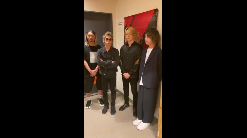 ONE OK ROCK SSMA 2020 backstage