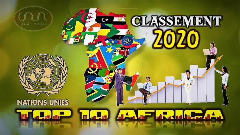 IDH ALGÉRIE? Classement 2020 de l ONU Des Pays Les Plus D velopp s d Afrique.