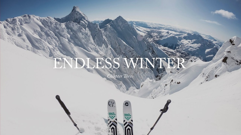 I've never seen anybody ride that fast Endless Winter 3
