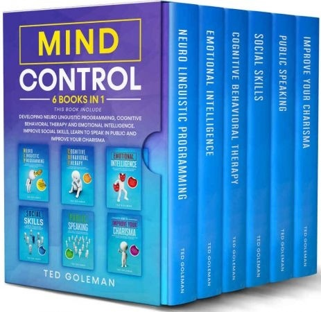 Mind Control  6 books in 1- Dev - Ted Goleman