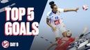 Top 5 Goals Main Round Day 9 Womens EHF EURO 2020