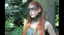 ELVEN WARRIOR Make-up and Hairstyle | Little Miss Scare All |