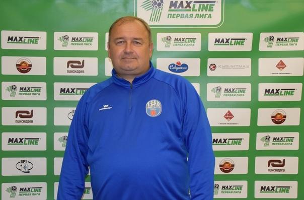 Вадим Беленко: «В перерыве пришлось провести сразу три замены»