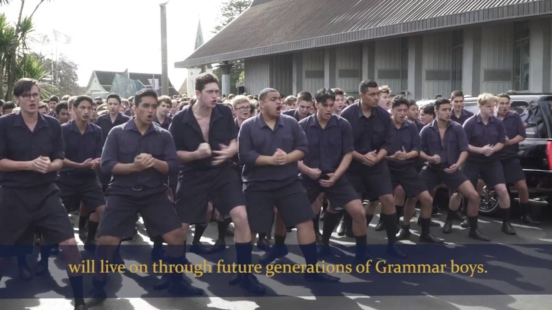 The funeral for Sir John Graham KNZM CBE ED (1935-2017)