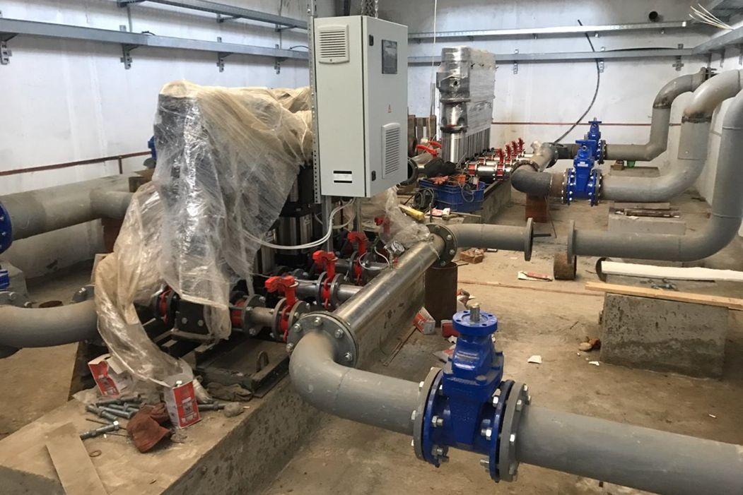«Чистая вода» на Дону: Под Таганрогом запланировано строительство новых объектов водоснабжения