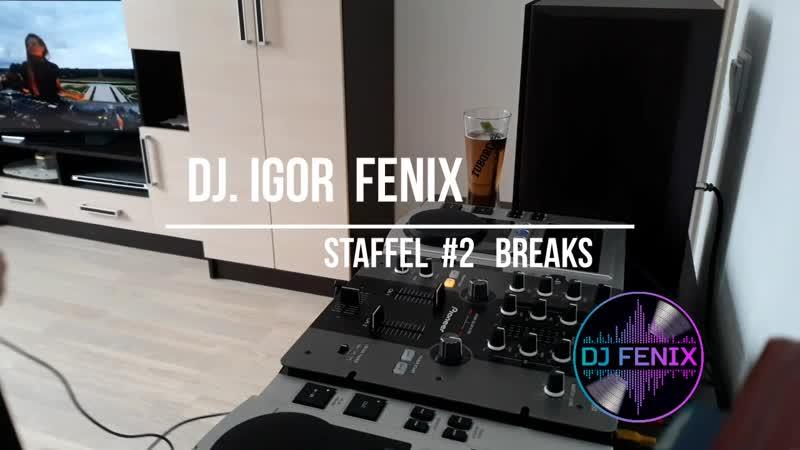 DJ Fenix Techno macht spass Staffel 2 BREAKS live Set