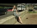 City-Feet - A girl with plaited hair - Valya [3]