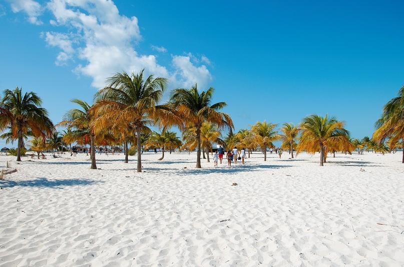 Обзор курорта Кайо-Ларго (Куба)
