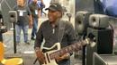 Stevie Wonder surprises Nathan East at Namm 2020